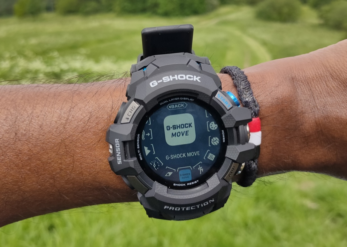Casio G-Shock G-Squad Pro GSW-H1000