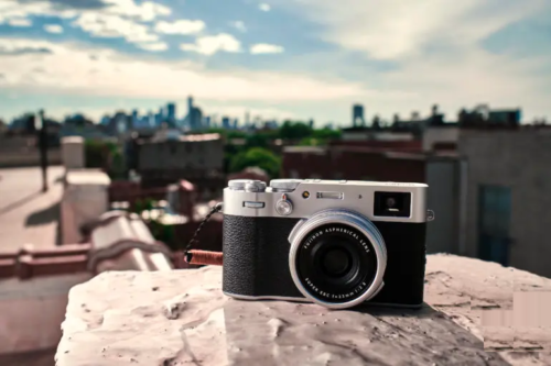 A Second Hand Fujifilm X100V Can Go for More Than a Brand New One