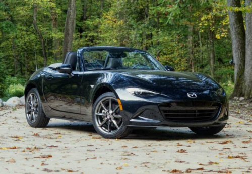 The Mazda MX-5 Miata is going electric… somehow
