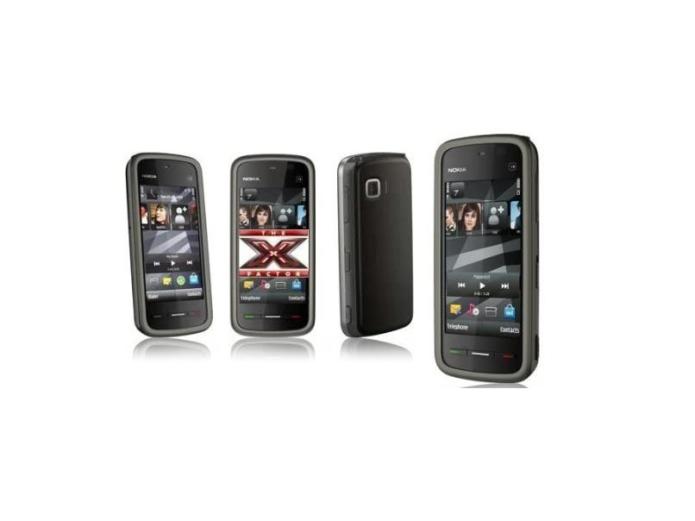 Nokia 5228 X-Factor edition
