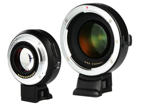 VILTROX EF-E5 Camera Lens Mount Adapter Review