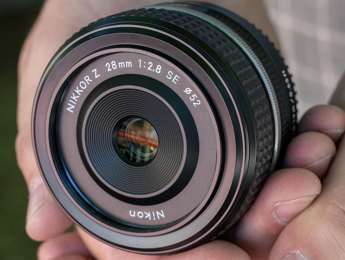 Nikon's NIKKOR Z 28mm F2.8 Special Edition