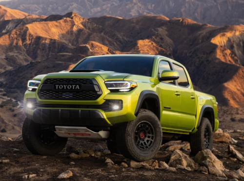 2022 Toyota Tacoma First Drive Review: Democratizing Off-Roading
