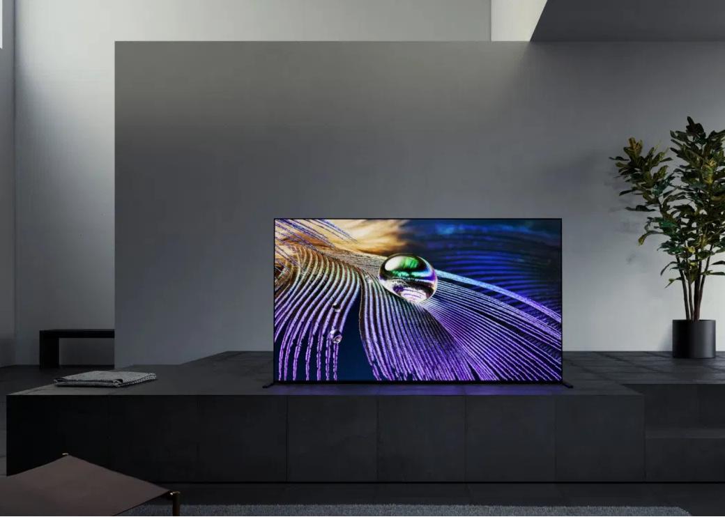 Sony XR-65A90J OLED TV