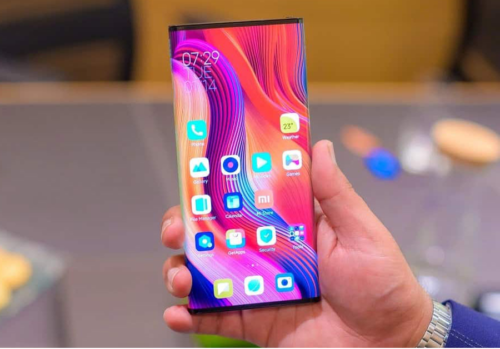 You won't be able to buy the Mi Mix 4, Xiaomi's new Galaxy Note 21 replacement