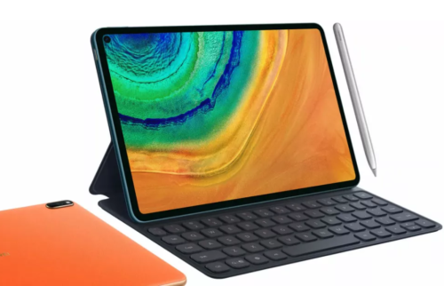 The OLED MatePad Pro tablet is Huawei's cheap iPad Pro alternative