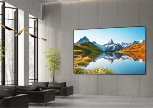 Optoma claims its new FHDS130 SOLO LED Display is the ideal new install for the boardroom, classroom or AV enthusiast's room
