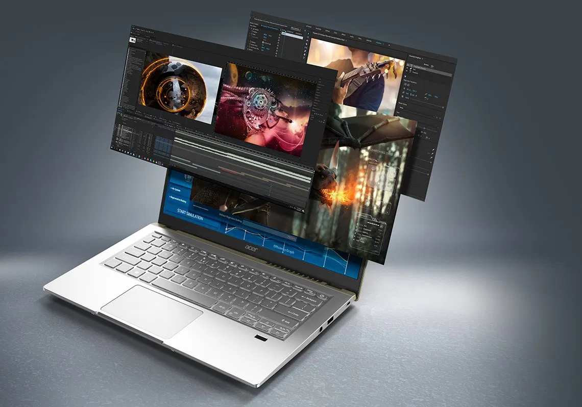 Acer Swift X (SFX14-41G)