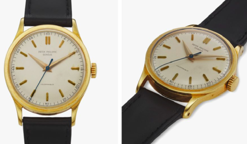 Andy Warhol's Patek Philippe Watch Can Be Yours, But Act Fast