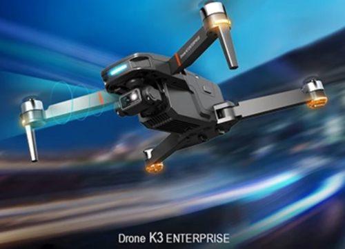 VISUO K3 Review – 2.7K Camera RC Drone