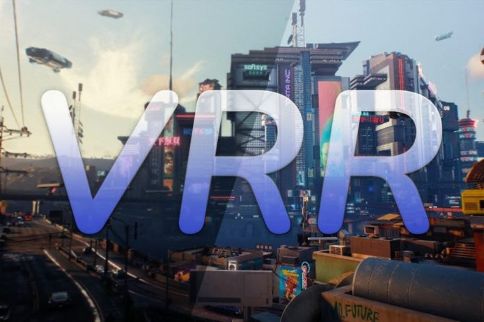 VRR (Variable Refresh Rate)