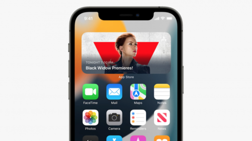 Apple adds six new widgets in iOS 15 that should have been there from the start
