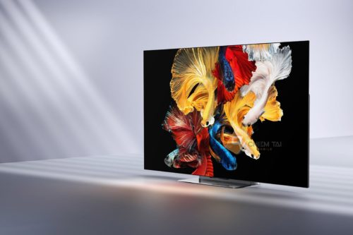 The Mi TV 6 series will be Xiaomi's first smart TV with 100W Speakers!