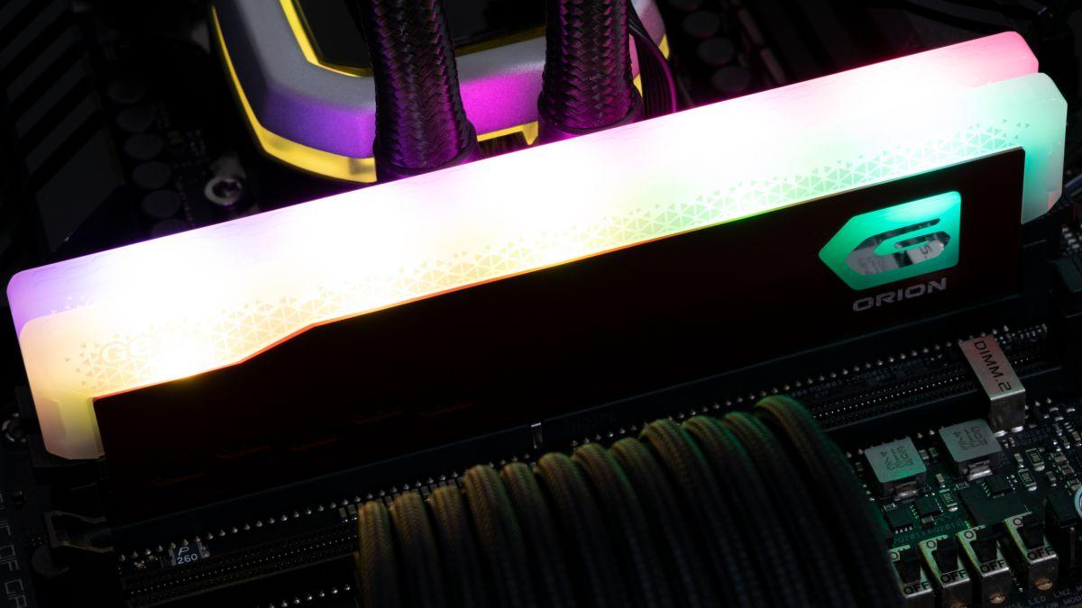 GeIL Orion RGB AMD Edition DDR4-4400 C18 2x8GB
