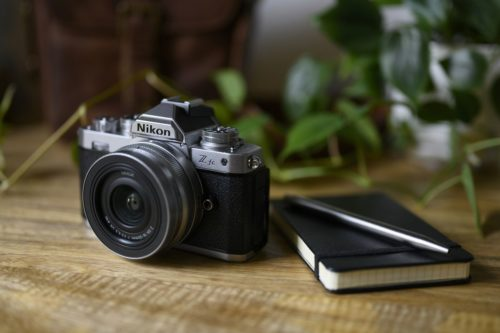 The Nikon Zfc's substance doesn't quite match its iconic style