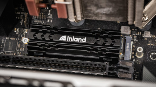 Inland Performance Plus M.2 NVMe SSD Review