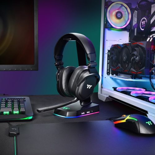 Thermaltake Argent H5 Stereo Review