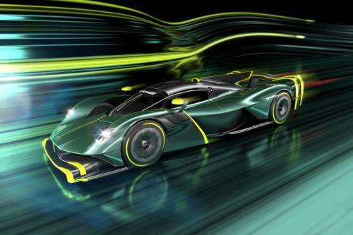 Aston Martin Valkyrie Will Run Goodwood Festival Of Speed Hillclimb