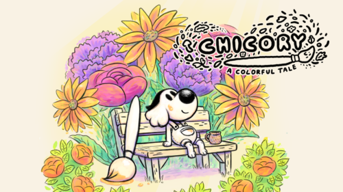 Chicory: A Colorful Tale Review