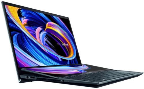 First Impressions: ASUS ZenBook Pro Duo 15 OLED UX582L