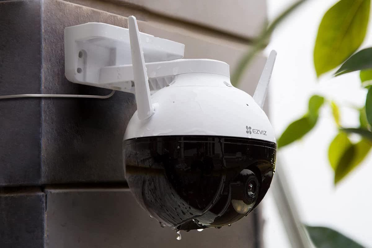 EZVIZ C8C security camera
