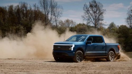 I can't stop thinking about a Ford F-150 Lightning Raptor