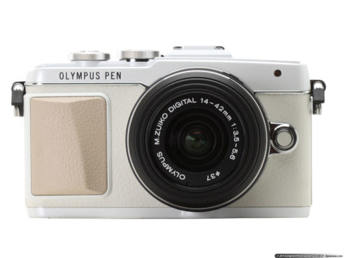 Olympus E-P7 leak gives us first glimpse of retro comeback camera