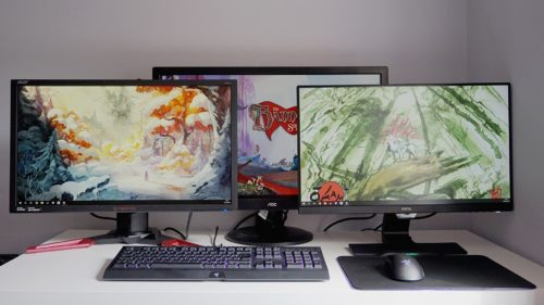 The best gaming monitors in 2021