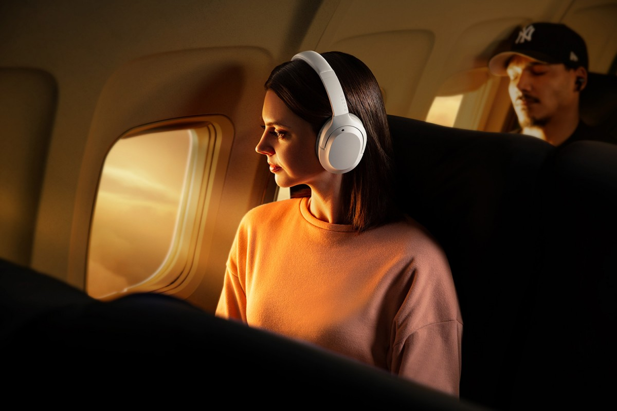 Opus X wireless noise-canceling headphones