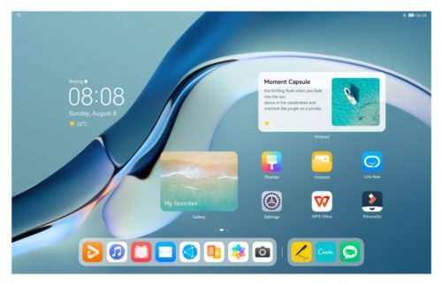 Huawei MatePad Pro 12.6 and 10.8 announced alongside MatePad 11