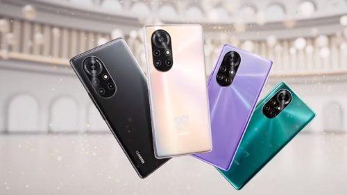 Huawei Nova 8i official render emerge ahead of launch