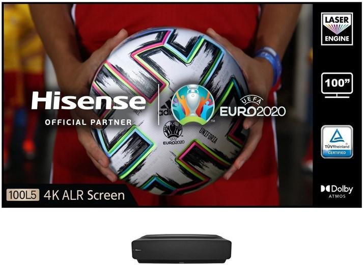 Hisense 100L5 Laser TV