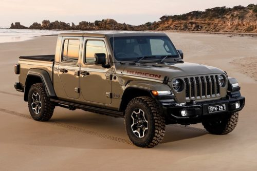 Jeep Gladiator Getting Half Door Option With Dual-Door Group: Report