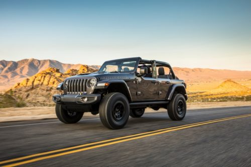 The Jeep Wrangler 392 Is Absurd, But That's Kind of the Point