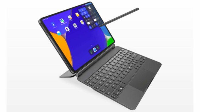 JingPad A1 Linux tablet