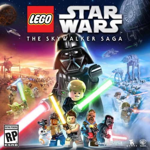 Lego Star Wars: The Skywalker Saga release date, trailers, news and gameplay