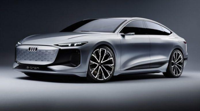 2023 Audi E-Tron