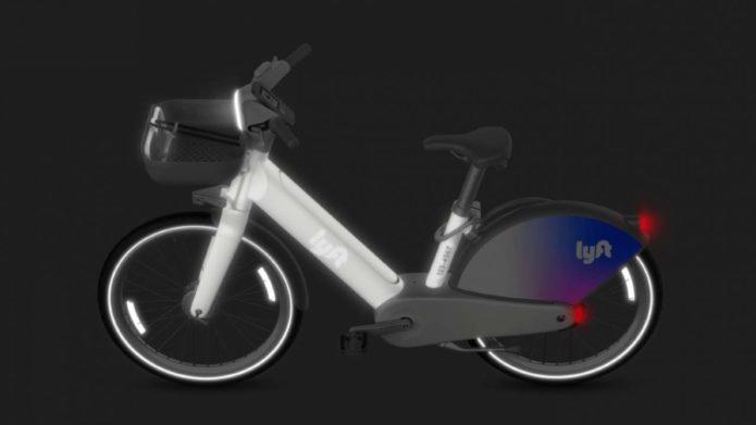 lyft bike