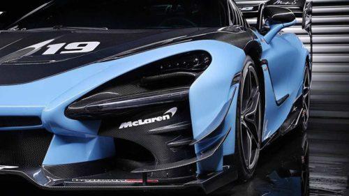 DarwinPro GTR Style body kit will transform your McLaren 720S into a Senna GTR