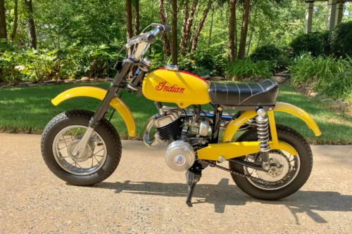Inside the Mini Cycle Collection Auction: Mecum Orlando 2021
