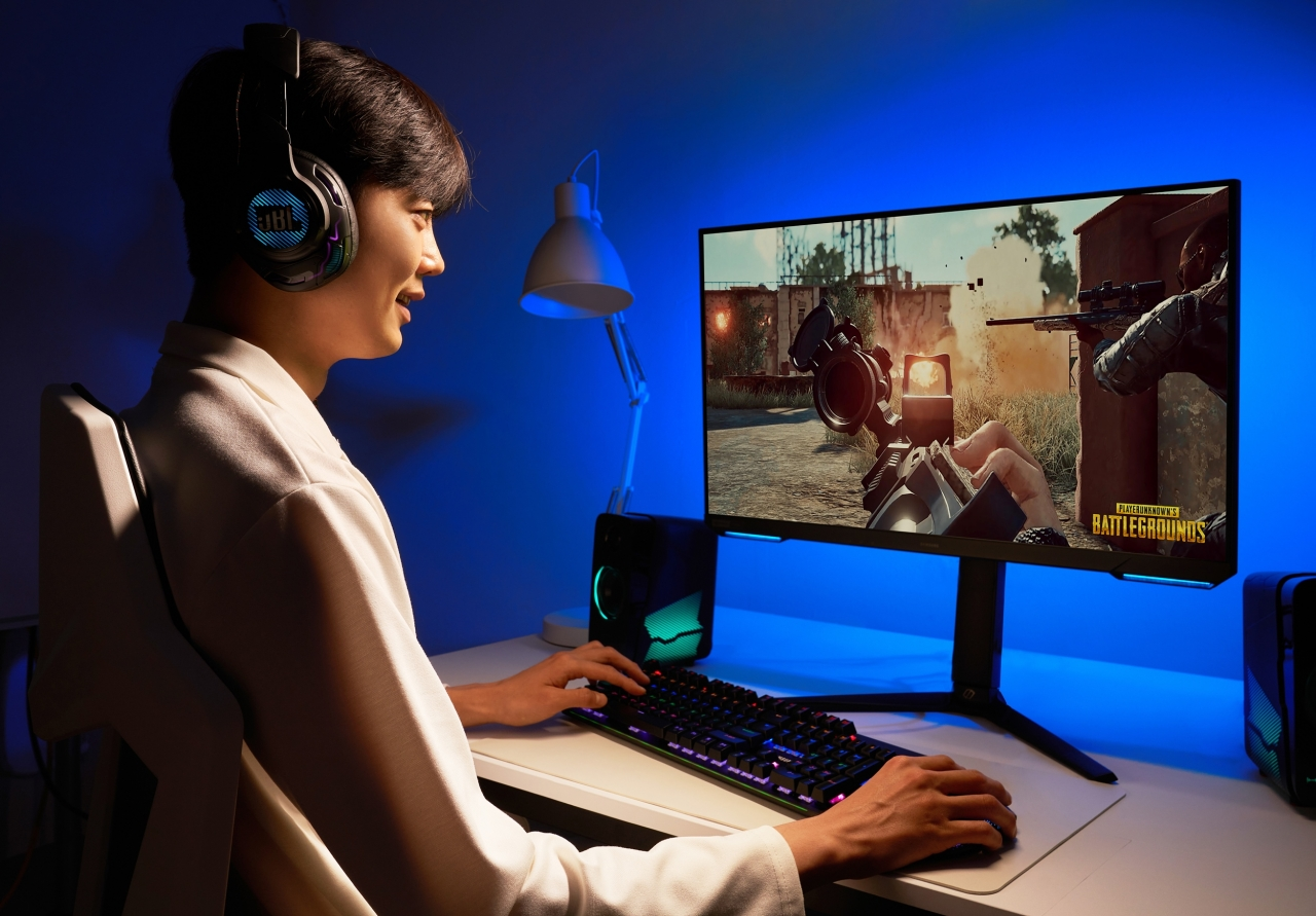 2021 Odyssey gaming monitors