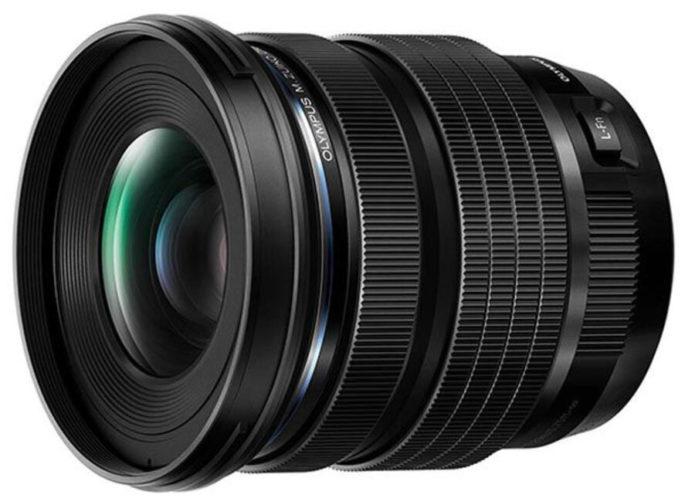M.ZUIKO DIGITAL ED 8-25mm f/4 PRO Lens