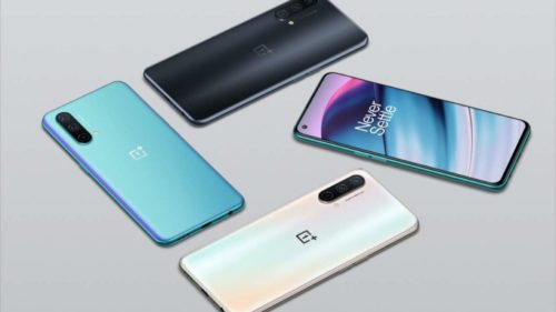 OnePlus Nord CE 5G is receiving its third system update within a month from launch