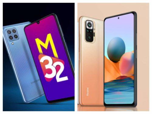 Samsung Galaxy M32 vs Redmi Note 10 Pro – Real World Camera Comparison