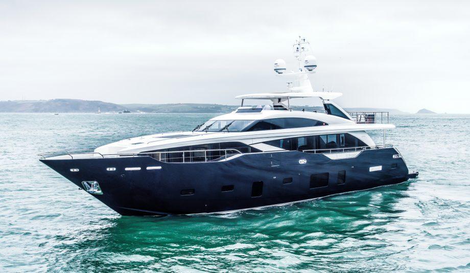 Princess 30M superyacht