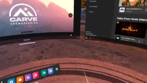 Oculus Quest v30 adds microphone management and more