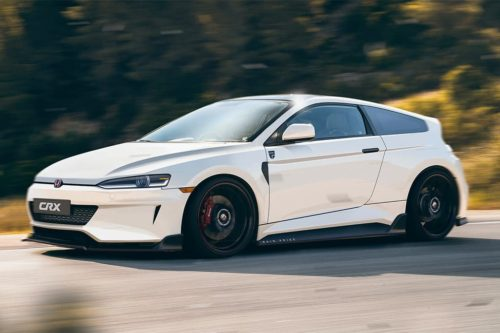 Honda CR-X may return in EV form
