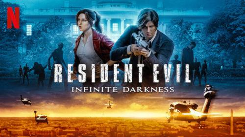 Interview w/ Resident Evil: Infinite Darkness director, Eiichiro Hasumi