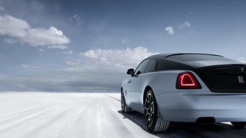 Rolls-Royce unveils Landspeed Collection for Wraith and Dawn Black Badge