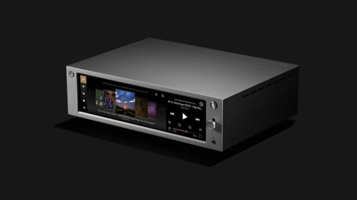 HiFi Rose RS201E All in One Streaming System